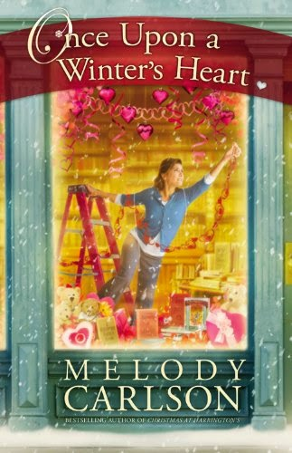 'ONCE UPON A WINTER'S HEART,' BY MELODY CARLSON. Review of the 2014 romance novella. All text © Rissi JC