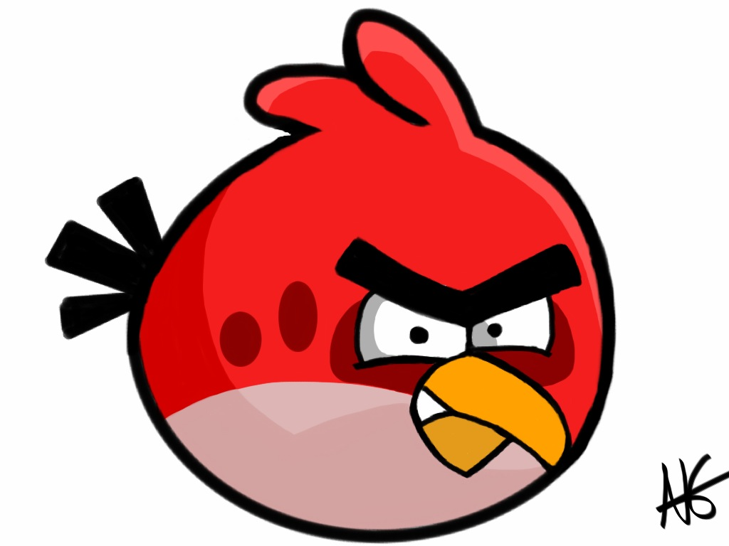 Free 3D Wallpapers Download: Angry birds Wallpapers HD