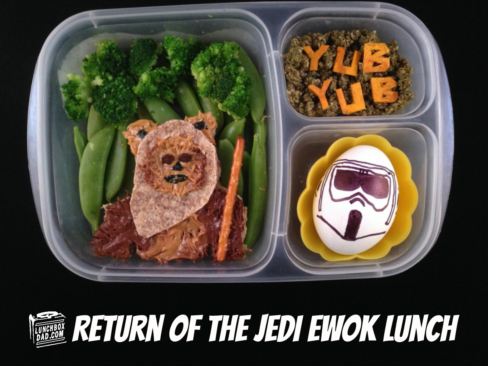 Star Wars Ewok Lunch