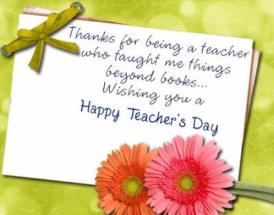 Happy Teachers day 2016