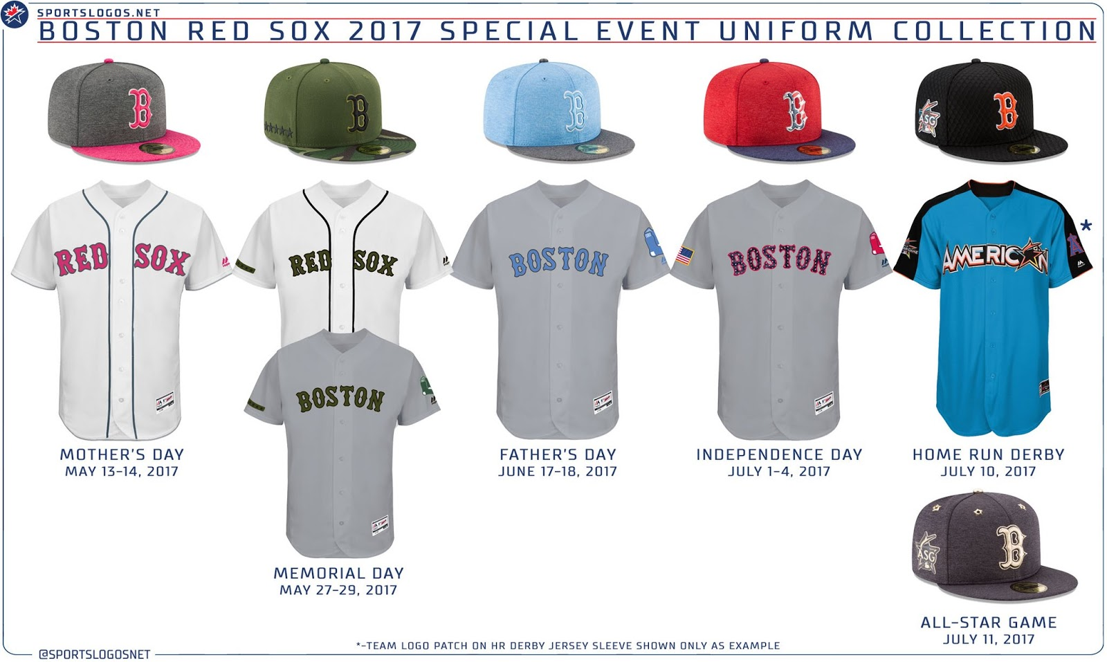 Red Sox Sport Wicked Ugly Uniforms For The Holidays! 18484ca7b31