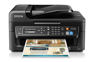 Download Epson WorkForce WF-2630 drivers