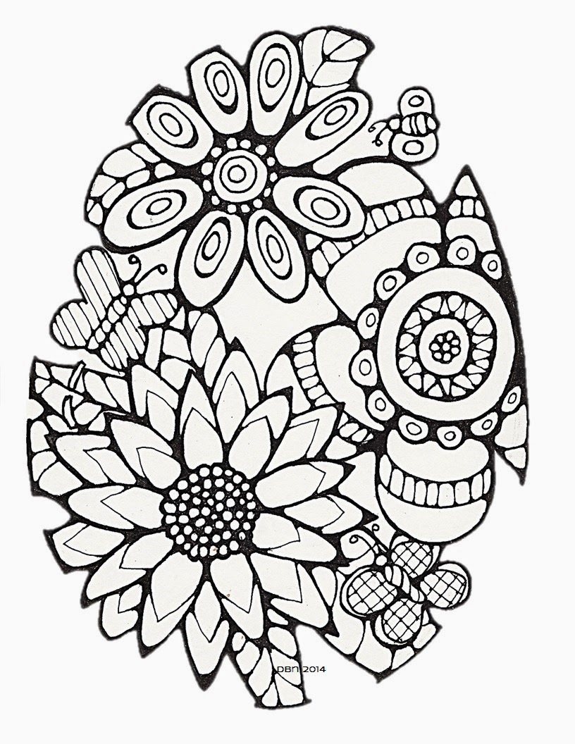 Happiness is coloring pages for adults