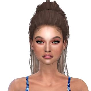 Sims 4 Gigi Hadid