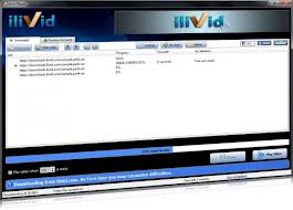 تحميل برنامج تسريع التحميل من النت والانترنت ilivid Download Manager