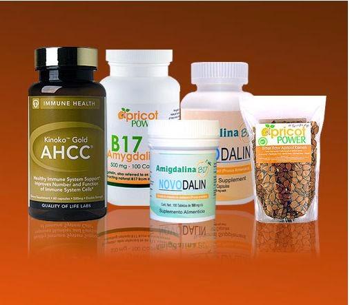 VitaminB17: Beat Cancer Naturally with Vitamin B17
