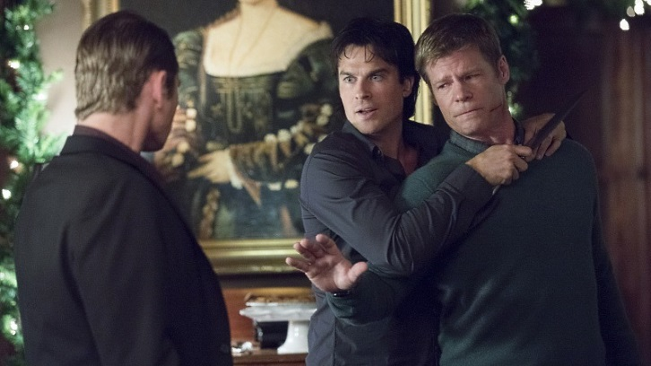 The Vampire Diaries - Episode 8.07 - The Next Time I Hurt Somebody, It Could Be You - Promos, Promotional Photos & Press Release
