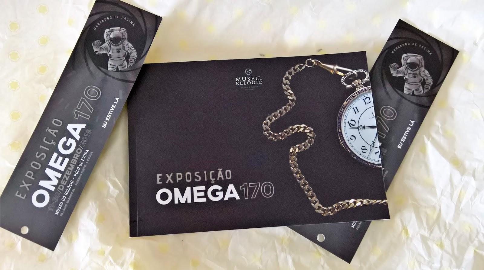 5fe5e0a1dfb Museu do Relógio expõe em Évora 170 exemplares Omega - evento patente até  30 de Dezembro