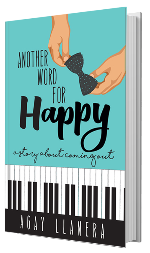 Home Of A Book Lover: Book Review: Another Word For Happy