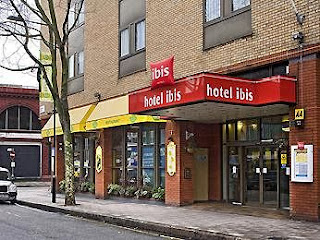 The Reluctant Hotel Inspector – Hotel ibis London Euston St Pancras