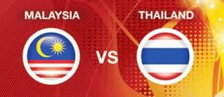 Final Bola Sepak Malaysia VS Thailand Sukan Sea 2017, Kuala Lumpur