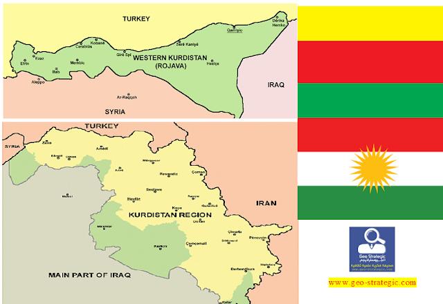 الأهداف التركية بين تجربتي غرب وجنوب كردستان