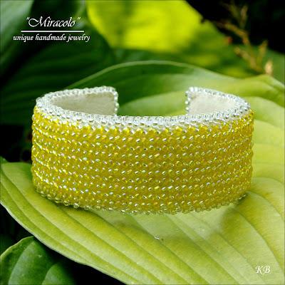 bransoletka herringbone, ndebele bracelet