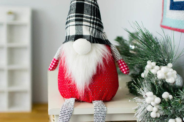 10 Christmas Gnome Tomte Tutorials Applegreen Cottage