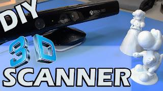 COMO HACER UN ESCANER 3D CASERO (RECICLADO)