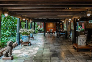 5. Rumah Jim Thompson