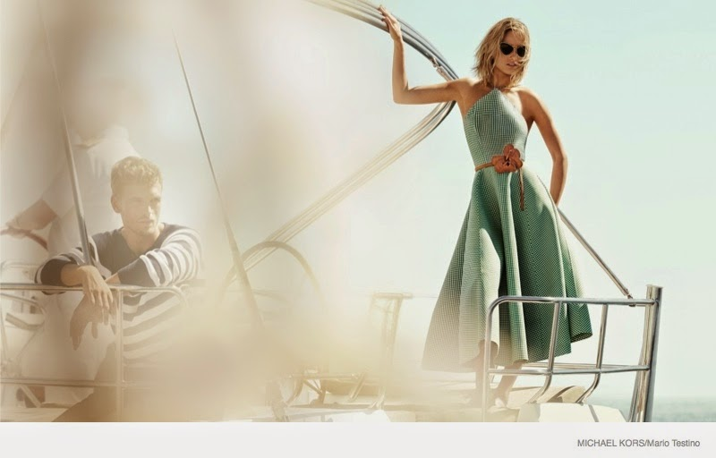 Michael Kors Spring/Summer 2015 Campaign