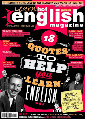 Hot English Magazine - Number 152