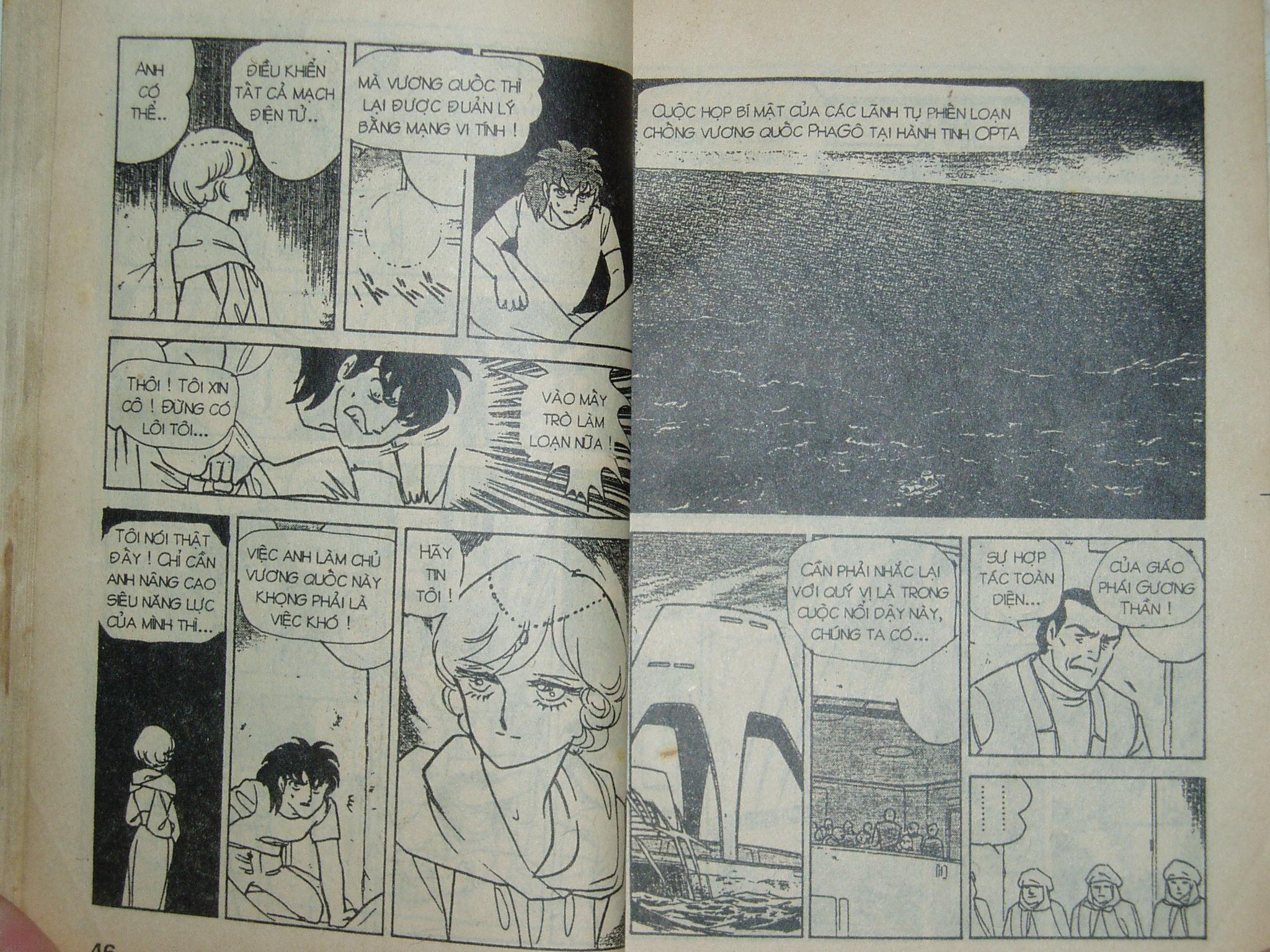 Siêu nhân Locke vol 17 trang 22