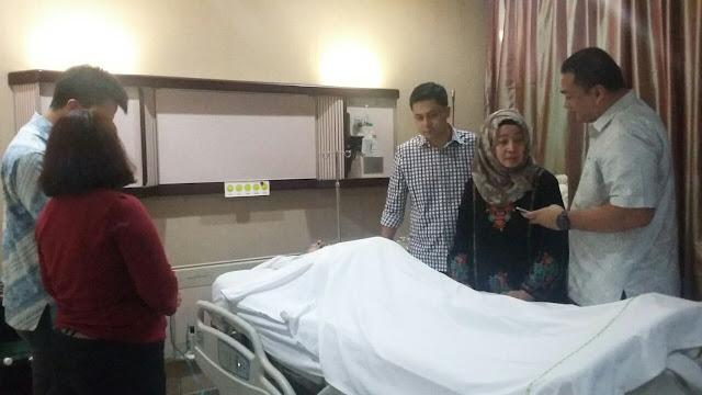 Jenazah Dr. KH. Maftuh Basyuni Di RSPAD Gatot Subroto, Jakarta Pusat