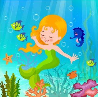 Kisah Putri Duyung Ariel