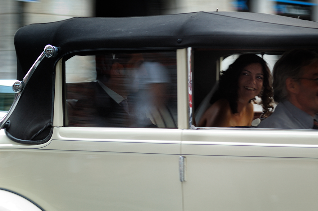 A Wedding Photograph From Barcelona [enlarge]