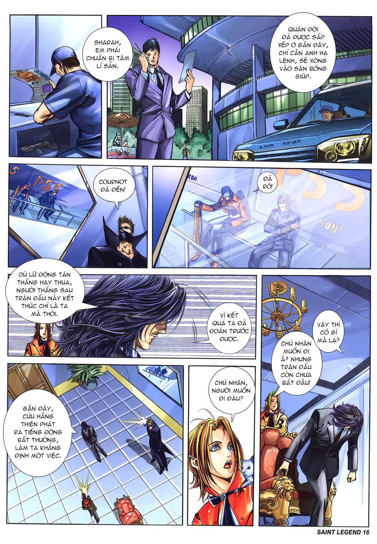 Bát Tiên Đạo chap 58 - Trang 15