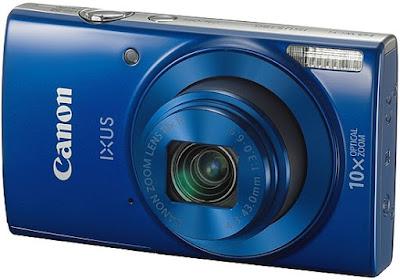 CES 2017: الإعلان عن كاميرتي Canon IXUS 185 و Canon IXUS 190 الأنحف في فئتها