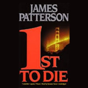 Book Cover 1st to Die by James Patterson