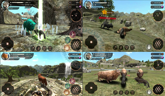 The Wolf Multiplayer RPG Android terbaru Android