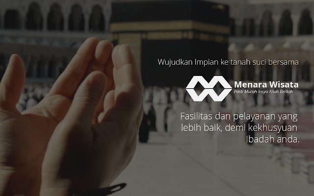 Paket Umroh All In Menara Wisata Banjarbaru.  Pasti Murah Insya Allah Berkah Hotline: 0822.9056.2804