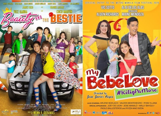 OFFICIAL: MMFF rakes in P468 million after 4 days, names Top 4 Films