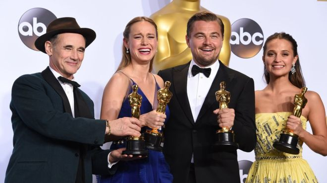Oscars to be broadcast on ABC until 2028