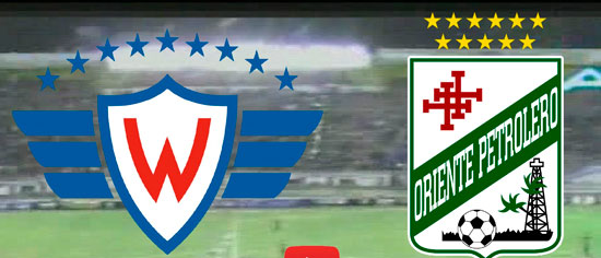 En vivo Wilstermann vs. Oriente Petrolero