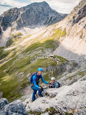 Königsetappe – Austria-Sinabell-Klettersteig und Silberkarsee  Wandern in Ramsau am Dachstein 10