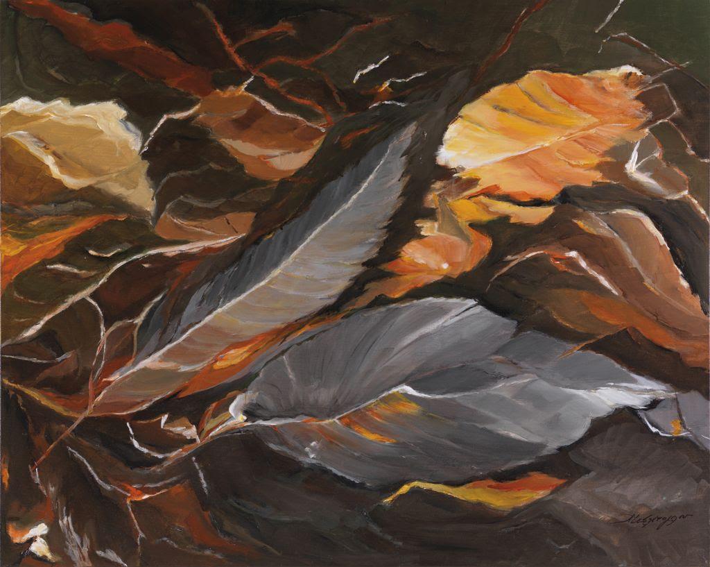 Ατομική έκθεση ζωγραφικής της Αλίκης Δεβλέτογλου στη γκαλερί ΑΡΓΩ ... 459351df6d0