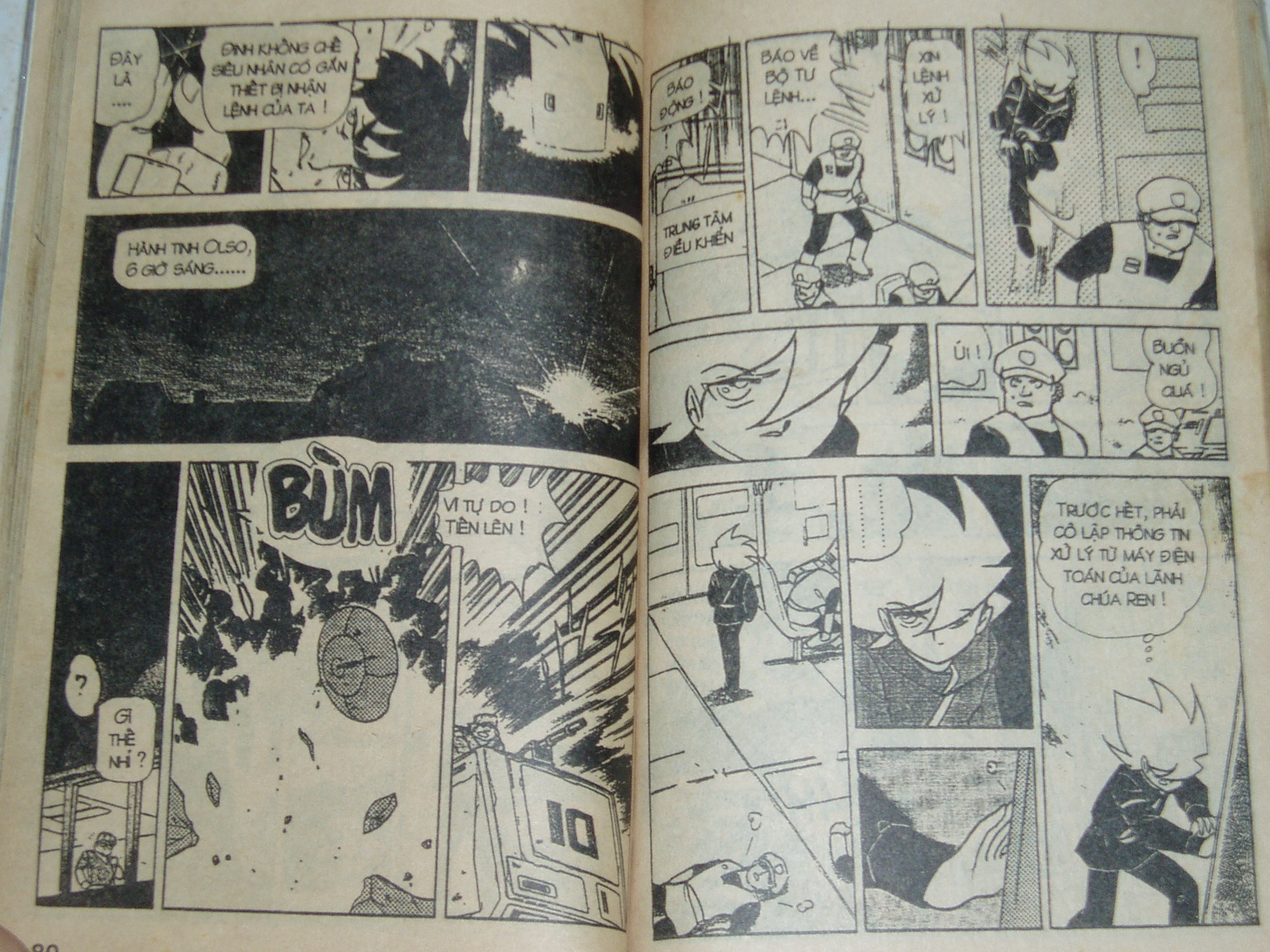 Siêu nhân Locke vol 18 trang 39