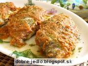 Pražma s paradajkami - recept