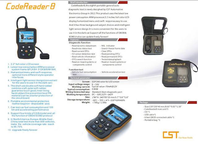 Code Reader8 user manual 2