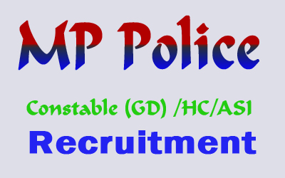 mp police constable vacancy 2016