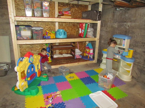 Jenny Free Style Playroom Project