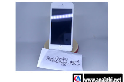 Harga Dan Spesifikasi Apple Iphone 5 White 16 GB Super.