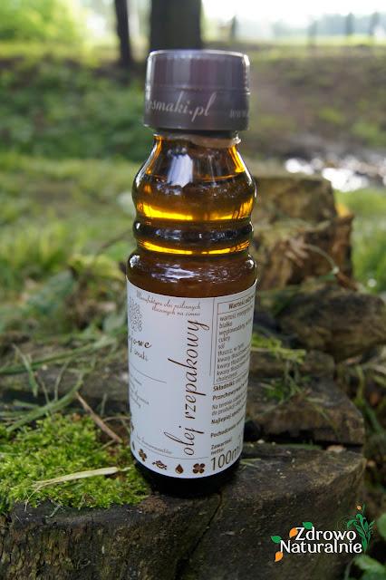 Olejowe Smaki - Olej rzepakowy tłoczony na zimno