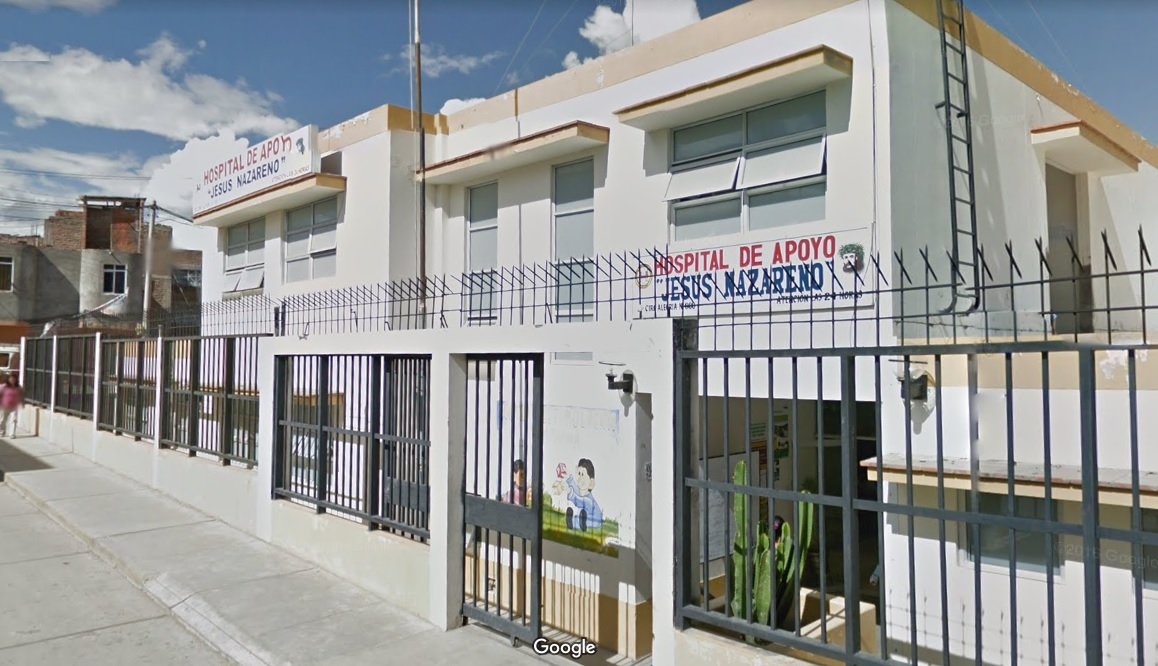 Hospital de Apoyo Jesús Nazareno
