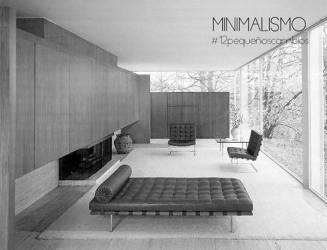 12pequeñoscambios minimalismo