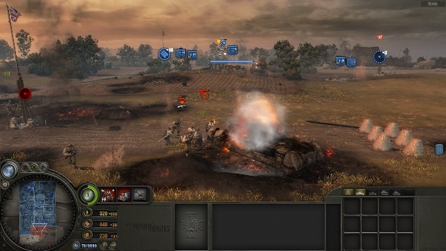 Download Company of Heroes PC Gameplay