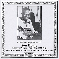 Son House · Delta Blues: The Original Library of Congress Sessions From Field Recordings 1941-1942
