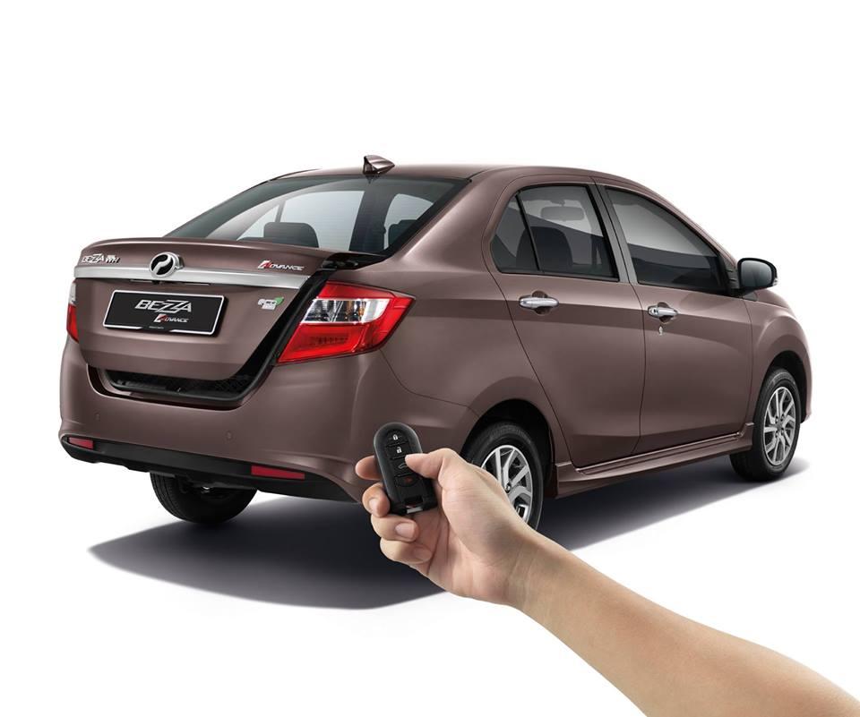 Perodua 的 Bezza 新车马来西亚 价钱