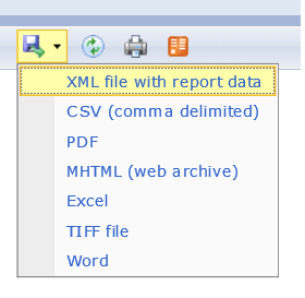 Welcome To TechBrothersIT: In which formats can we export SSRS