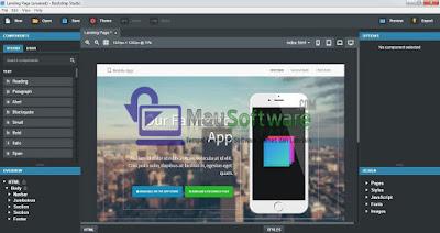 cara membuat desain website responsive dengan menggunakan software